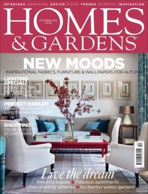 Homes Gardens Magazine Subscription