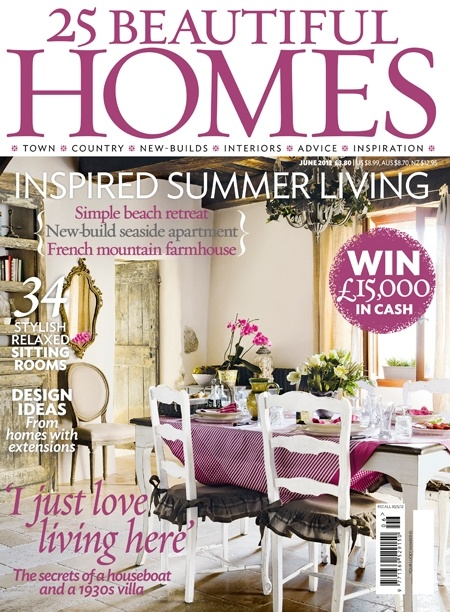 Beautiful Homes Magazine 25 beautiful homes magazine subscription